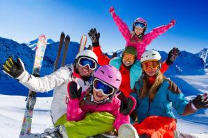 Skikurs- Ski-Aktiv