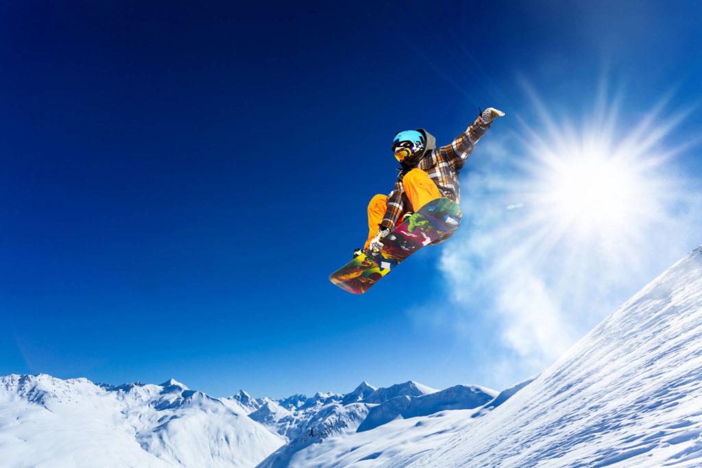 Snowboardkurs- Ski-Aktiv