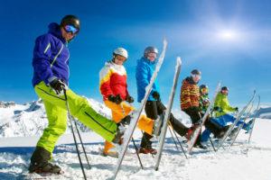 Ski-Aktiv Skikurse
