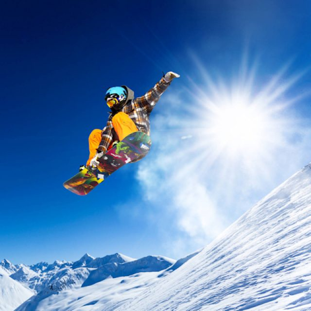 Snowboard Kurs